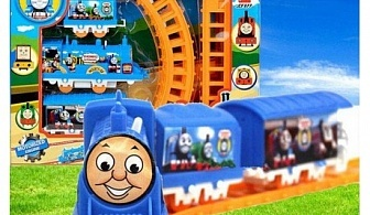 Електрическо влакче Томас