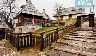 Есенна екскурзия до Каменград, Дървенград, Вишеград и Сараево! 3 нощувки със закуски в хотел 3*, транспорт, екскурзовод и възможност за посещение на Дубровник и Босненските пирамиди!