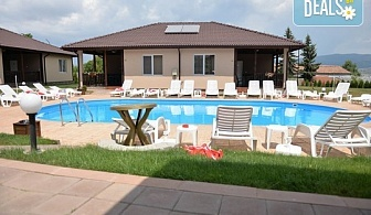 Есенна почивка в комплекс Дарибел, Сапарева баня: Една нощувка в апартамент за четирима, безплатно за дете до 5.99г.