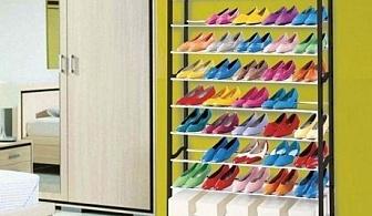 Етажерка за 50 чифта обувки