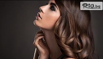 Ежедневна прическа по избор, Подстригване или Кератинова терапия, от In Heaven Beauty Studio