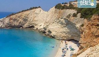 Гергьовден на изумрудения остров Лефкада, Гърция! 3 нощувки със закуски в хотел 3* и транспорт, от Вени Травел!