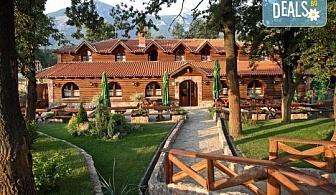 Гергьовден в СПА Etno Hotel Rtanj Balasevic 3*, Сърбия! 2 нощувки със закуски и вечери с жива музика и напитки без лимит, ползване на басейн, транспорт