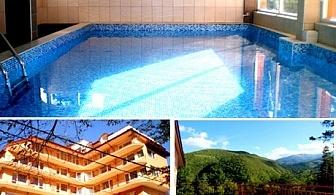Гергьовден в СПА хотел Костенец. 2 или 3 нощувки със закуски, вечери (едната празнична) + минерални басейн и джакузи