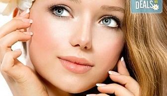 За гладка и млада кожа! Лифтинг терапия на околоочен конкур с професионални продукти на Mary Cohr в козметично студио Ма Бел!