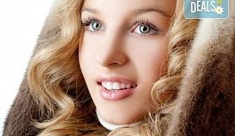 Гладка и млада кожа за по-дълго време! Хиалуронова терапия за лице в студио за красота Jessica!