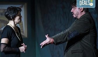 """Гледайте комедията """"Стриптийз покер"""" с Герасим Георгиев-Геро и Малин Кръстев на 12-ти май (сряда) в Малък градски театър """"Зад канала"""""""
