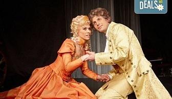 """Гледайте спектакъла """"Амадеус"""" с Георги Кадурин на 24-ти ноември (събота) от 19:30 часа в Нов театър - НДК!"""