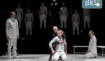 """Гледайте спектакъла на Стайко Мурджев """"Еквус"""" на 28.02. от 19.00 ч. в Младежки театър, билет за един!"""