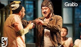 """Гледайте Станимир Гъмов в спектакъла """"Полет над кукувиче гнездо"""" - на 26 Юни"""