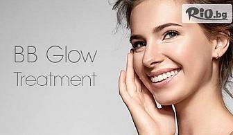 BB Glow skin терапия за лице за подобряване и подмладяване на тена, от Салон Ексито