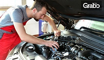 Годишен технически преглед на лек автомобил или мотоциклет