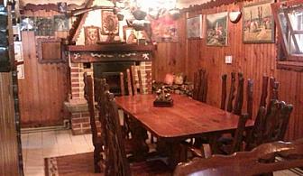 """Говедарци през зимата! Нощувка + закуска + вечеря за един човек само за 26.50 лв. от хотел """"Калина""""!"""