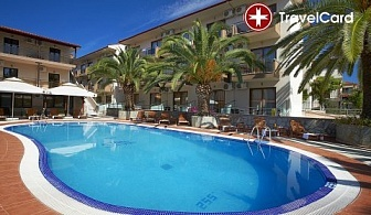 Гръцко море в хотел Simeon, Халкидики