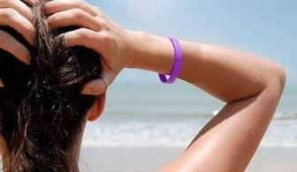 Гривна - индикатор за UV лъчи
