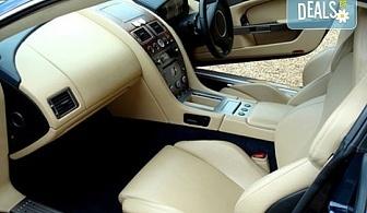 Грижа за автомобила! Машинно пране и подсушаване на салон на автомобил, джип или ван от QUICKCLEAN!
