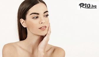 Хиалуронова инфузия с най-новия антиейдж апарат за хидратация и подхранване кожата на лицето, от Jewel Skin Clinic