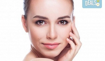 Хиалуронова или колагенова антиейдж терапия на околоочен контур с професионална био козметика на Dr. Spiller в козметично студио Beauty!
