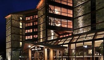 В хотел Орловец - Пампорово за една нощувка със закуска, FLEXY лифт карта за ски зона, вътрешен басейн, сауна, парна аня, фитнес и трансфер до лифта / 10.03.2017-14.04.201