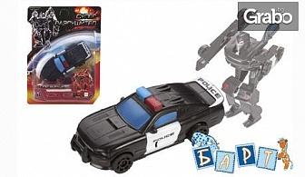 Играчка робот тип трансформер, по избор