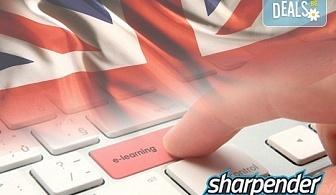 Индивидуален 3 или 6 месечен онлайн курс по английски за ниво А1, А2 или А1 + А2, от онлайн езикови курсове Sharpender