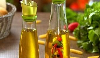 Инфузер за овкусяване на олио за бутилки Tescoma от серия Vitamino