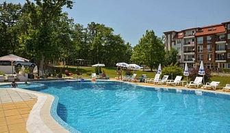 На Ол Инклузив за една нощувка в хотел Нева - Китен, на 100 метра от плажа Атлиман, с открит басейн и безплатен паркинг / 21.08.2017 - 30.09.2017