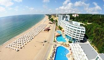 Ол Инклузив почивка през май в хотел  Берлин Голдън Бийч 4*, Златни пясъци - ЕДНА нощувка, външен басейн, чадър и шезлонг / 22.05 - 04.06.2020