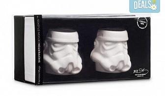 Интересно и забавно! Чаши за еспресо Star Wars с оригинален дизайн на Shepperton!