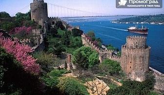 Истанбул - Фестивал на лалето, парк Емирган, желязната църква Св. Стефан (хотел 3*) + посещение на Одрин за 126 лв.