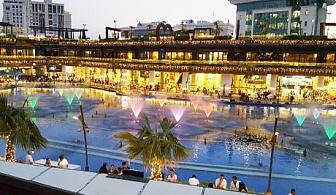 Истанбул, Одрин и Чорлу с 2 нощувки и закуски + посещение на пеещите фонтани, най-новия МОЛ Емаар с възможност за посещение на подводна зоологическа градина от Караджъ Турс