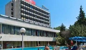 Изгодна All Inclusive ваканция след 22.08 в Приморско от Хотел Тишина, Приморско