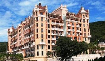 Изгодна оферта за хотел Дизайн Хотел Роял Касъл - Елените за една нощувка,закуска, открит и закрит басейн и безплатен паркинг / 22.04.2019 - 25.04.2019 и 30.04.2019 - 15.05.2019
