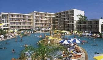Изгодна оферта за почивка в Албена, хотел Вита Парк 3* - 5 или 7 нощувки на база All inclusive plus от 590 лева за ДВАМА