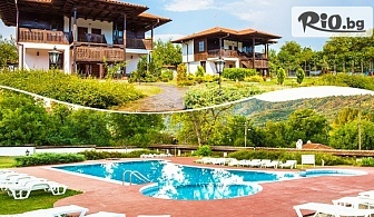 Изгодна почивка в Еленския Балкан! Нощувка със закуска и вечеря + басейн, от Хотел Еленски ритон 3*