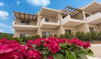 Изгодни цени за ранни записвания в луксозния хотел Thassos Grand Resort -о-в Тасос. За една нощувка със закуска, вечеря, чадър и шезлонг на плажа и басейна / 28.04.2017 - 31.05.2017