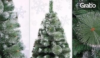 Изкуствена коледна елха, в размер и модел по избор
