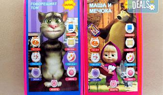 Изненадайте своя малчуган! Детски смартфон с български приказки и песни от Магнифико!