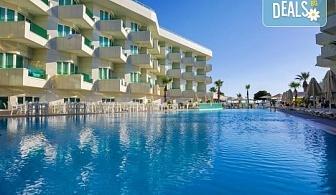Изпратете лятото с почивка в луксозния Dragut Point South Hotel 4* в Тургутрейс! 5 или 7 нощувки на база All Inclusive, безплатно за дете до 12г.