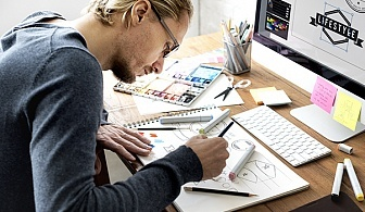 Изработка на индивидуален уеб сайт + хостинг и домейн за 1 година oт Gerogi Tonov Design House