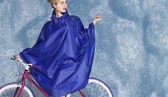 Карайте колело и в дъждовните дни с пончо - дъждобран само за 5.50 лв.