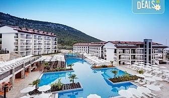 Късно лято в Дидим, Турция! Почивка в Ramada Resort Hotel Akbuk 4+*, 5 или 7 нощувки All Inclusive, безплатно за дете до 13 г. и възможност за транспорт!