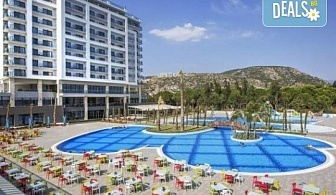 Късно лято в Кушадасъ, Турция, в луксозния хотел Amara Sealight Elite 5*! 5 или 7 нощувки на база 24 Н Ultra All Inclusive, възможност за транспорт