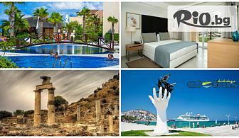Късно лято в Кушадасъ, Турция! 7 нощувки на база All Inclusive в хотел Kusadasi Golf and Spa Resort 5*, от Глобус Холидейс
