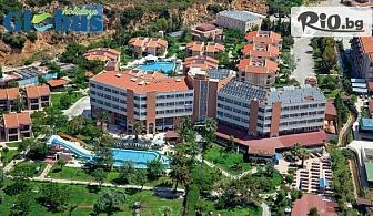 Късно лято в Кушадасъ, Турция! 5 или 7 нощувки на база All Inclusive в хотел CLUB YALI 5*, със собствен транспорт, от Глобус Холидейс