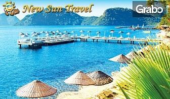 Късно лято в Мармарис! 5 нощувки на база All Inclusive в Palmea Hotel****