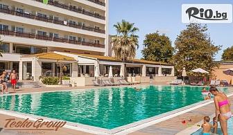 Късно лято в Пиерия, Гърция! 5 нощувки на база Ultra All Inclusive в хотел Bomo Olympus Grand Resort 4*, със собствен транспорт, от Теско груп