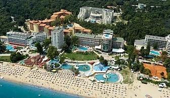 Късно лято в Златни пясъци! Нощувка на база All Inclusive в парк хотел Golden Beach****. Дете до 13г. – БЕЗПЛАТНО