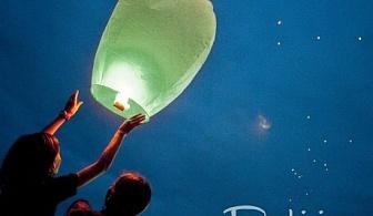 Китайски летящ фенер
