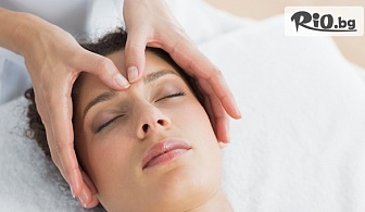 Класически масаж на лице + подхранваща маска с 52% отстъпка, от Студио за красота Естетик